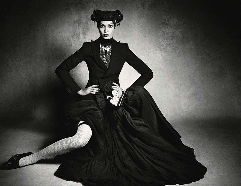 Joan Smalls, Black Fashion Models, Vogue Germany, Luigi & Daniele + Iango