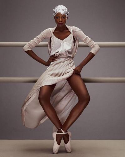 Maria Borges via model.com