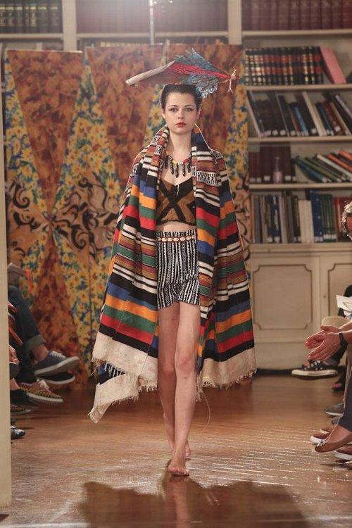 Okan Benin, Brazilian African Fashion