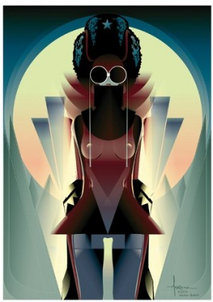 Art. Orlando Arocena's Digital Wonderland.