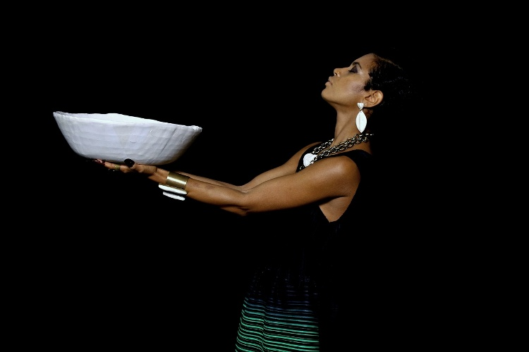 Shayla Cox, Spring 2014, Black Fashion Designers