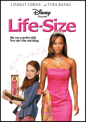 """Tyra Banks Confirms Sequel to LIfe-Size.  Says it Will be """"Better Than Ever""""."""