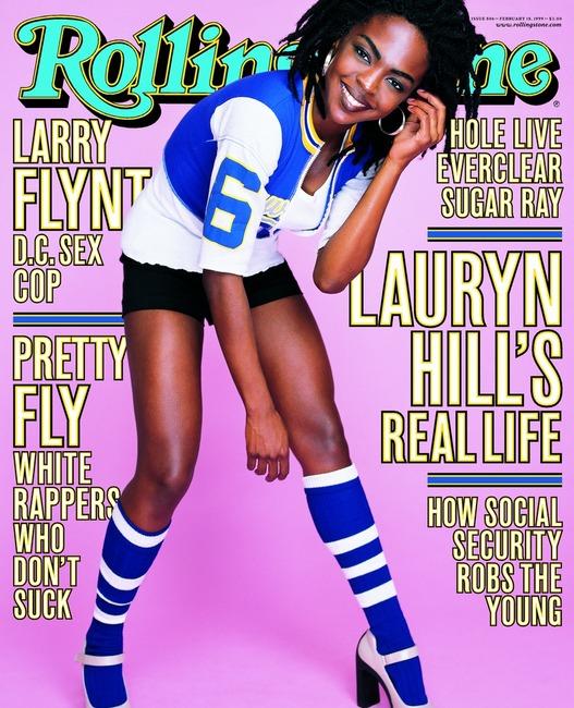 Lauryn Hill Rolling Stone 1999