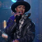 Lauryn Hill Delivers a Soulful Rendition of a Beatles Classic on Last Night's Letterman.