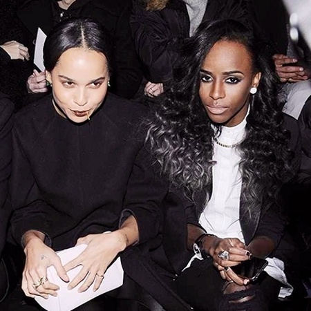 Angel Haze Critiques Alexander Wang's Fall 2014 Show.