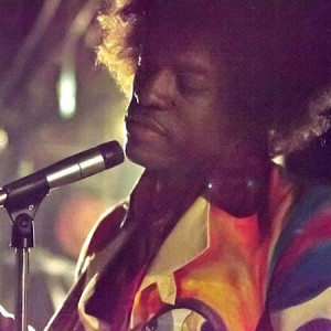 First Look.  Andre Benjamin as Jimi Hendrix.