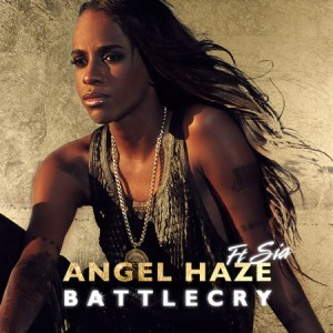"""Angel Haze Strips Down Her Single """"Battle Cry"""" In This Acoustic Version."""