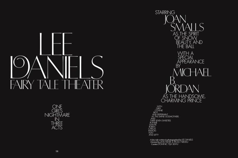 Joan Smalls, CR Fashion Book, Latina Models, Black Fashion Models