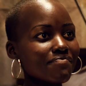Throwback Thursday.  Lupita Nyong'o Before She Was Famous.  In Shuga.