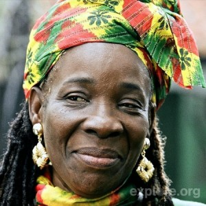 In Celebration of Rita Marley and International Women's Day.