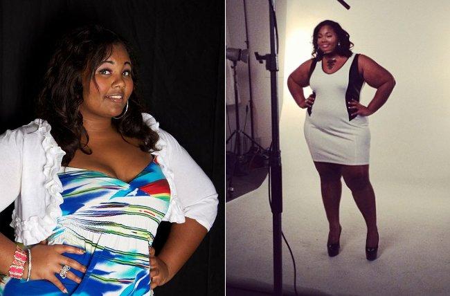 Yasmine Arrington, Black Plus Size Models