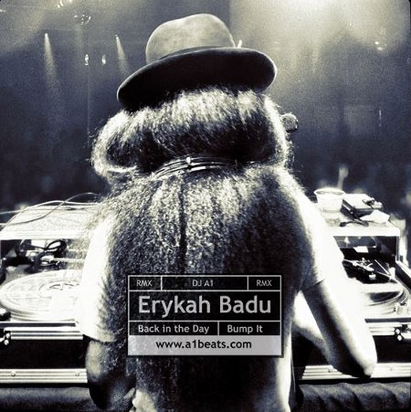 Erykah Badu Back In the Day Remix