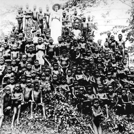 When Harmony Went to Hell. Congo Dialogues. The Tragedy of Colonialism.