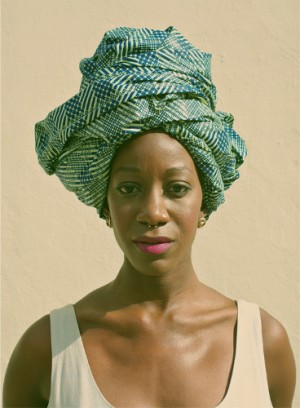 Lookbooks.  1953.  The Headwrap Collection. Shot by Kwesi Abbensetts.