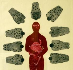 Art. Belkis Ayón. Womanism, Myth and Afro-Cuban Religion.
