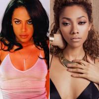 Bria Murphy Rumored to Star in Aaliyah Biopic.