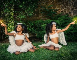 Why These Twin Ballerinas Rock.