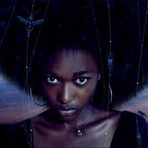 Art. Digital Renditions of Black Women by Olga Lolo.