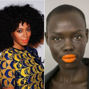 Bold Lip Colors For Spring 2014 Part 1.  The Oranges.