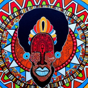 Artist Interview. Ramel Jasir. The Colour of Art.