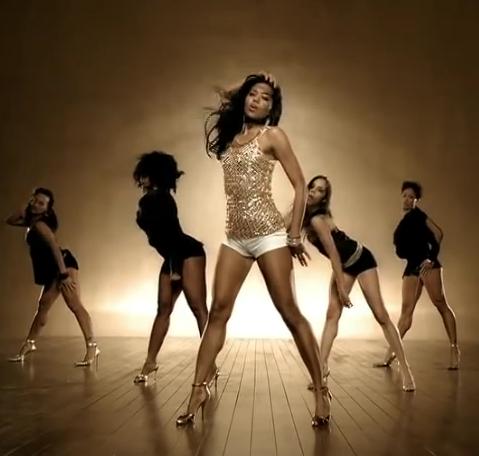 Dancing to dancehall music - 1 4