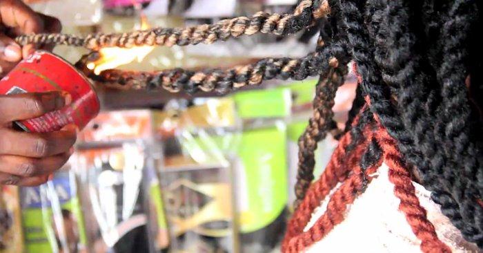 Hair Braiding Ghana