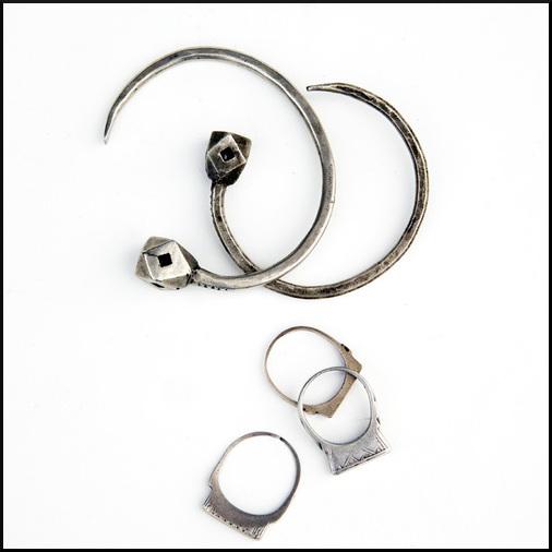 Jewelry from Mali
