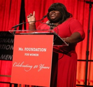 Stop Asking Gabourey Sidibe Why She's So Confident.
