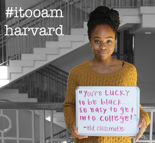 """""""I, Too, Am Harvard"""" Tackles Race Relation at the Ivy League."""