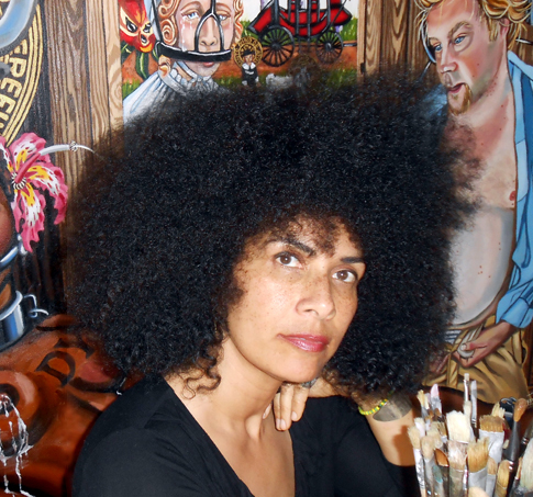 Lili Bernard Artist