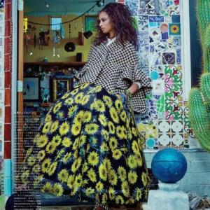 Editorials.  Malaika Firth. Vogue Japan.  by Emma Summerton.