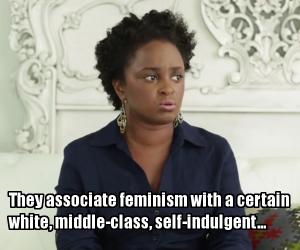 Black Folks Don't.  Do Feminism.