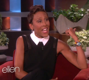 I Heart This video of Robin Roberts Chatting with Ellen.