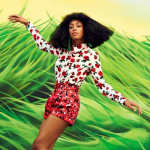 New Music.  Solange x Chromeo.  Lost On The Way.