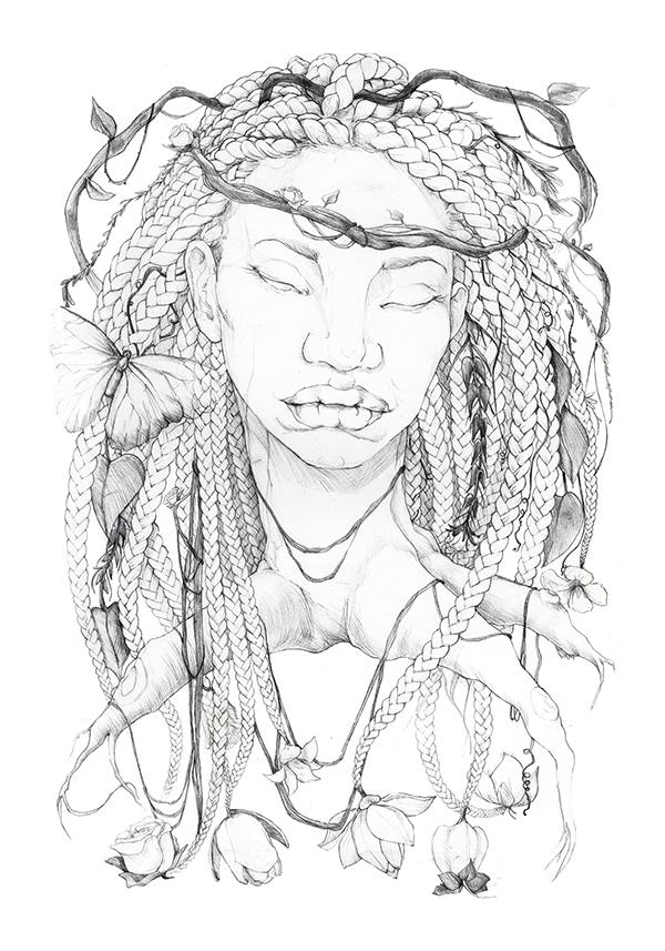Yelitsa Jean-Charles, Black Contemporary Artists