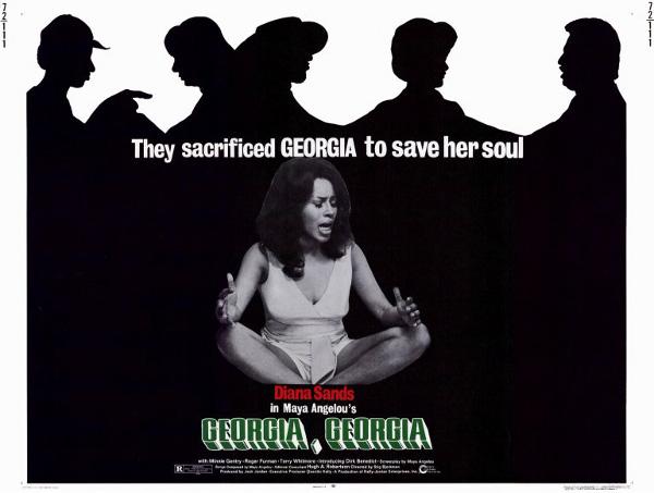 Georgia Georgia Maya Angelou