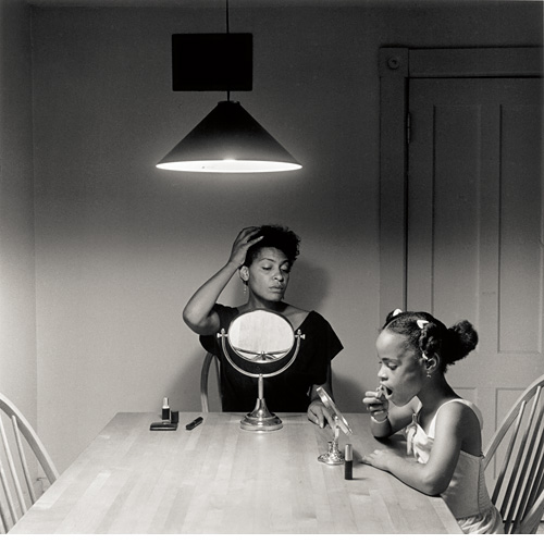 Kitchen Table Series: This Carrie Mae Weems Photo Is Everything. Happy Mother's