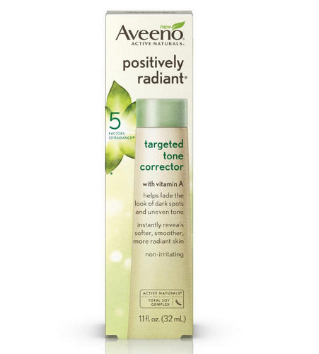 Aveeno Positively Radiant Dark Spot Renewal | Short News Poster