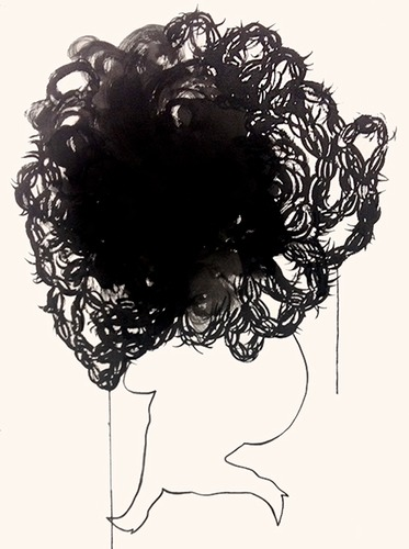 Shoshanna Weinberger, Art, Black Woman Art