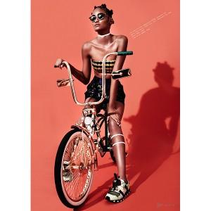 Editorials.  Simone & Courtney Kayser. A Fashion Friend.  by Travys Owen.
