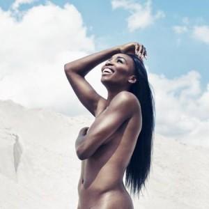 "Venus Williams Bares It All For ESPN Magazine's ""Body Issue""."