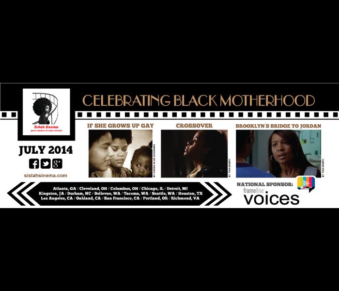 Sistah Sinema, Black Motherhood, Black Lesbian Motherhood