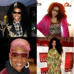 Throwback.  10 Years Of Fashion With Kelis.  #tbt.