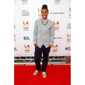 "Lena Waithe, One Of the Writers/Producers of ""Dear White People"" Inks Deal With BET."