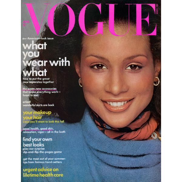 Beverly Johnson Vogue