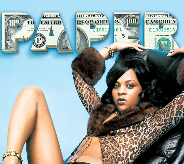 Lil' Kim, Paper Magazine Throwback