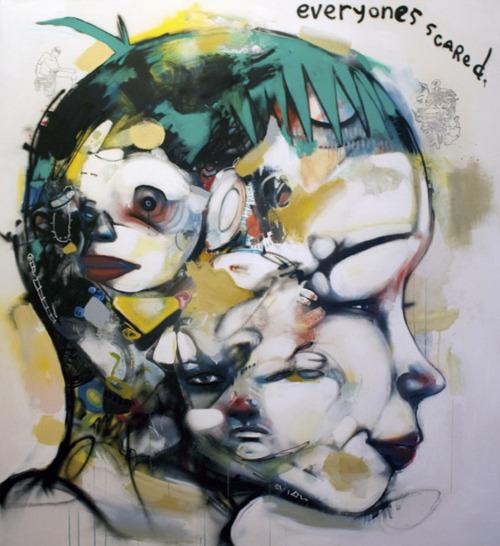 Hebru Brantley, Art, Black Contemporary Artists, African-American Artists