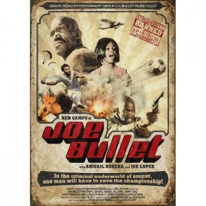 Throwback. Joe Bullet.  The Previously Banned South African Blaxploitation Film.