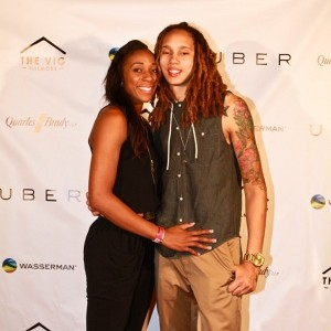 WNBA Star Brittney Griner Is Engaged.