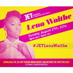 "Chat With Lena Waithe, Producer of ""Dear White People"", This Sunday."